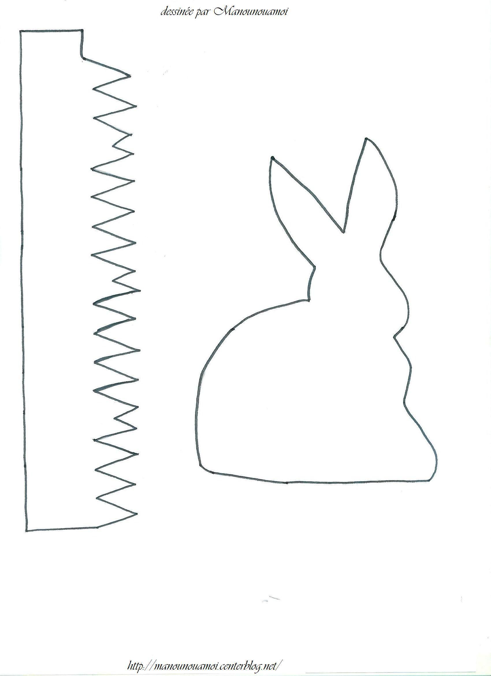 Mod le panier de paques - Fabrication panier de paques ...