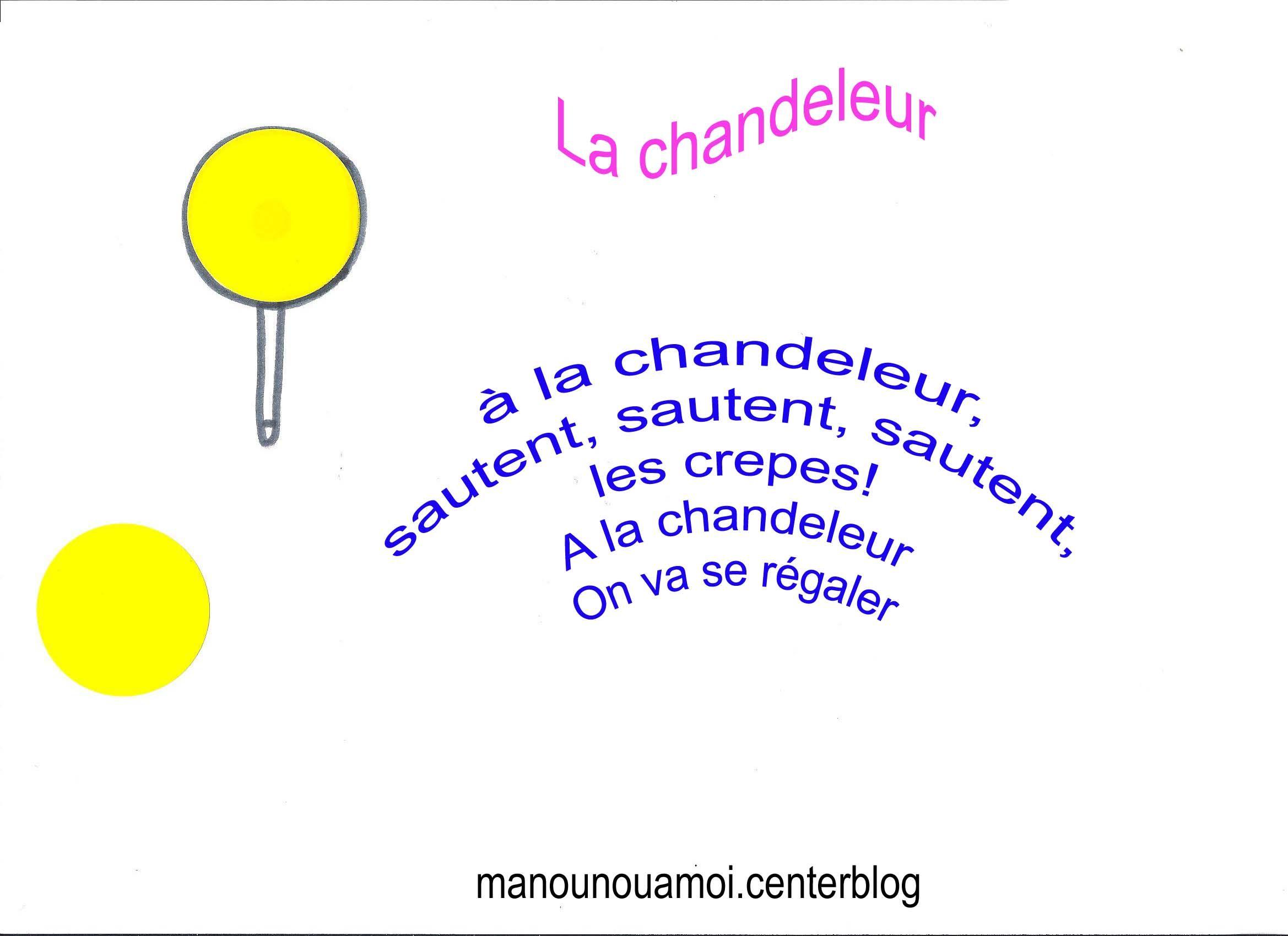 Petite chanson pour la chandeleur - Date de la chandeleur 2017 ...